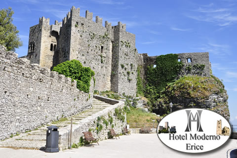 New online website Hotel Moderno Erice